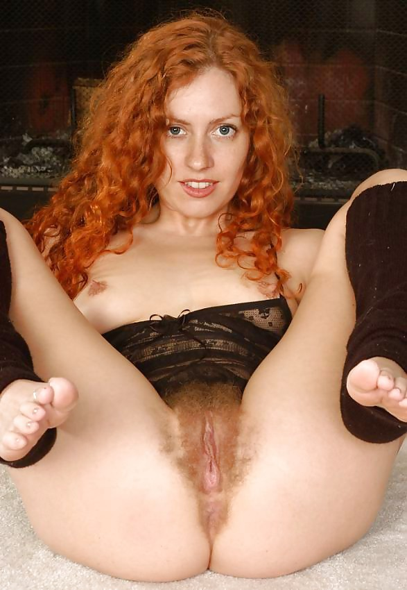 Hairy female redhead nudist confirm. And