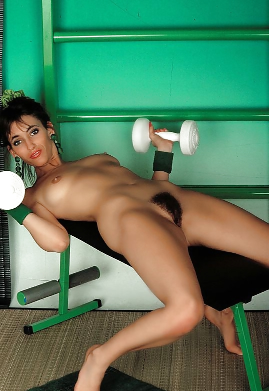 Mature sportsman naked #12