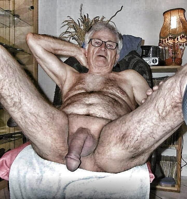 Naked seniors