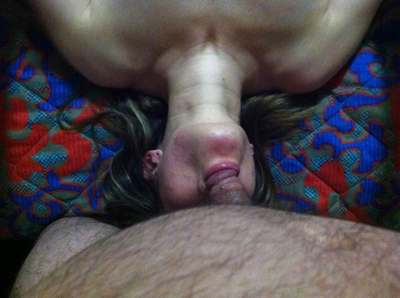 She  Sucks The Best Cock Ever