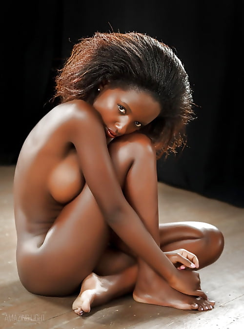 Naked exotic black girls