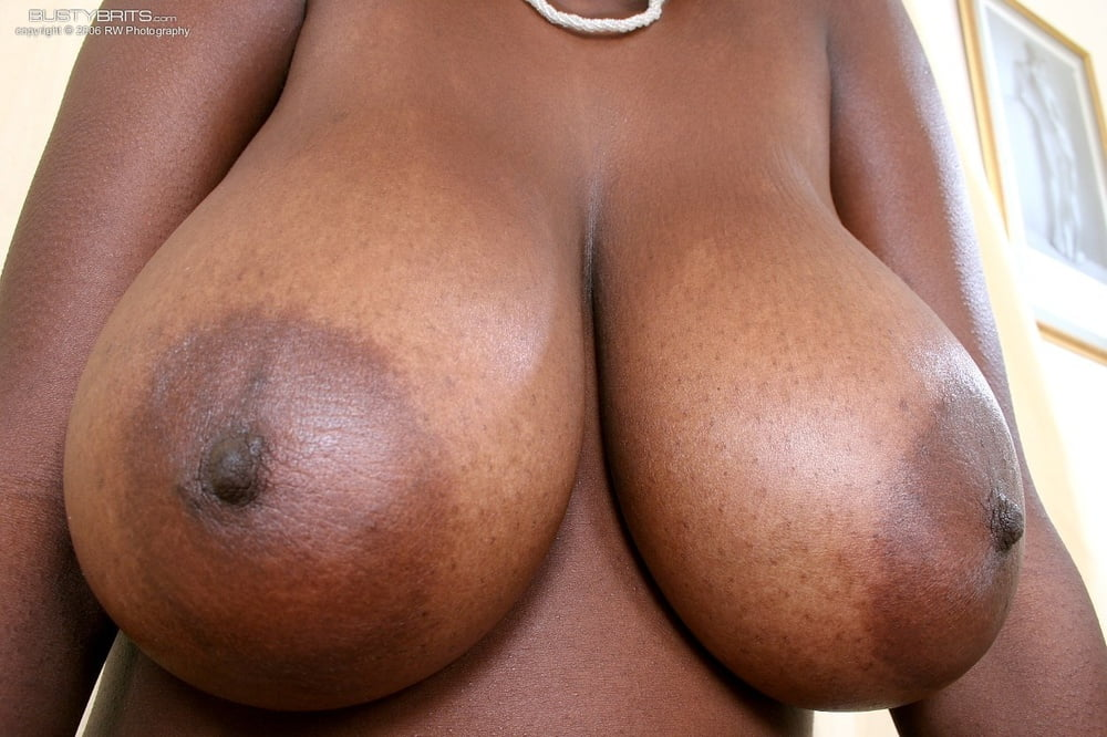 My extremely big tits