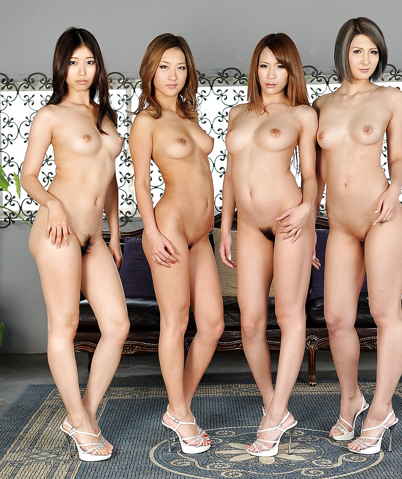 Japan crazy naked girls, sexy girls talk