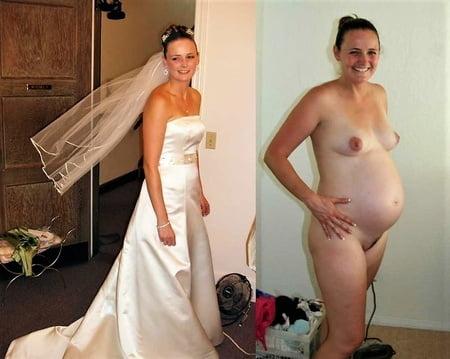 Freundin schwanger nackt