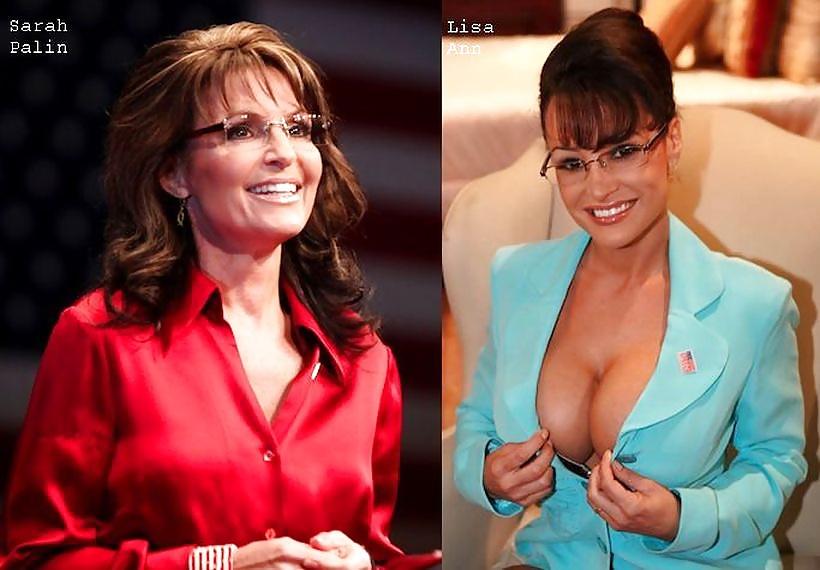 Searching For Sarah Palin's Hot Photos