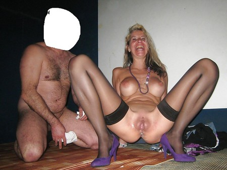 I want to change places with this slut wife!