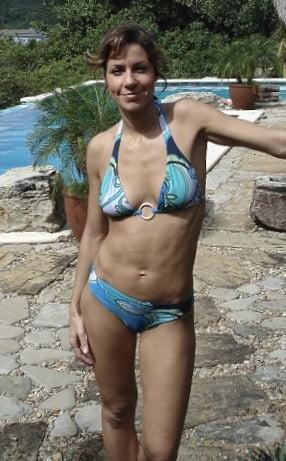 Julia Bradbury Naked