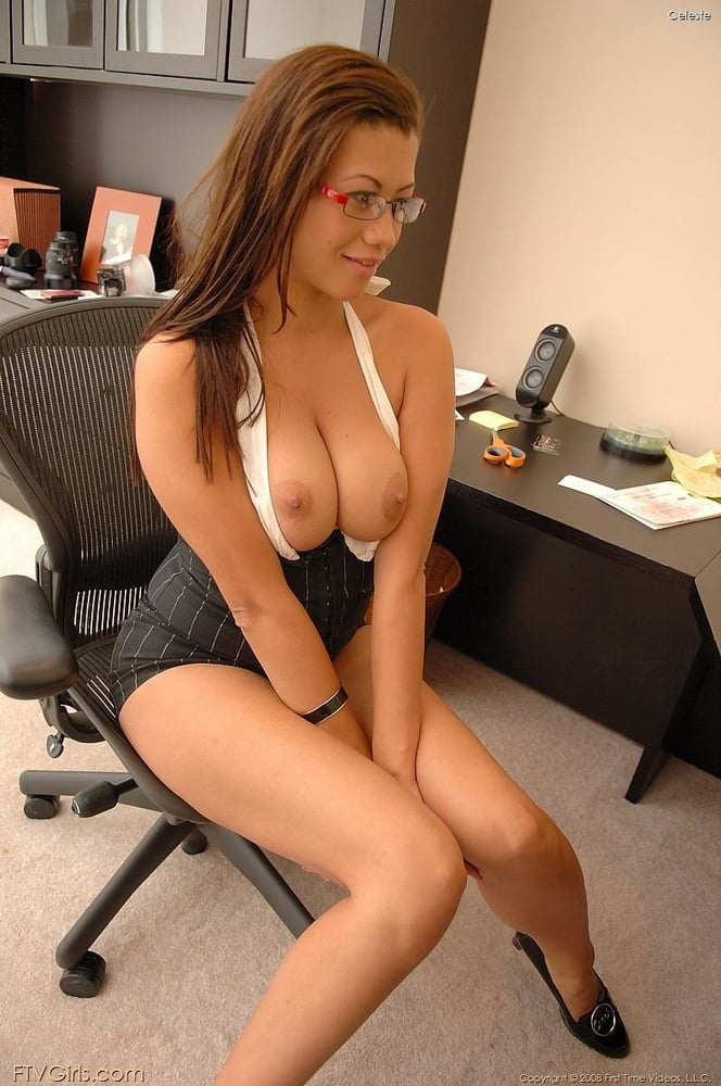 secretary-big-boobs-hot-pussy