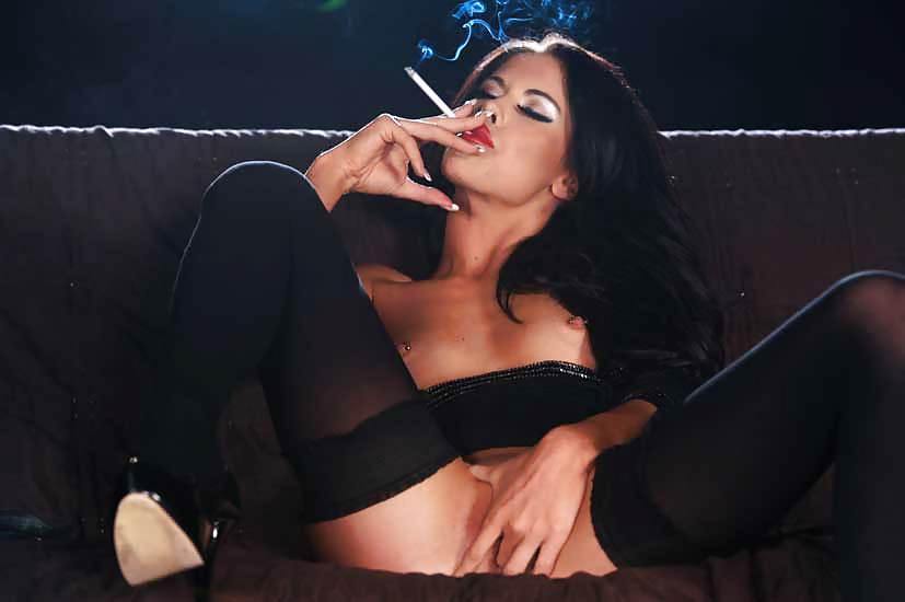 Bollywood actresses smoking cigarettes
