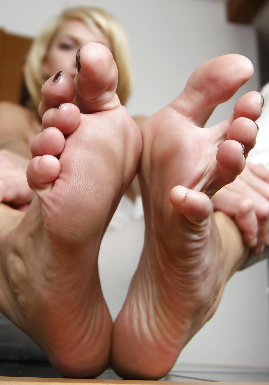 Women large feet sexuality 10