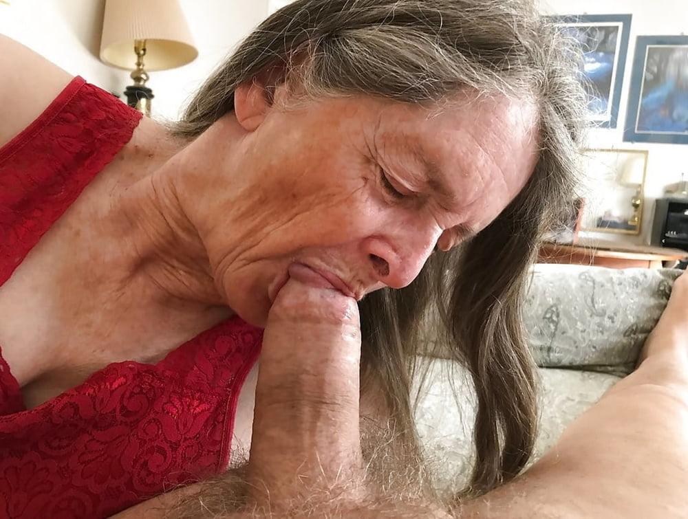 Oldest blowjob photo