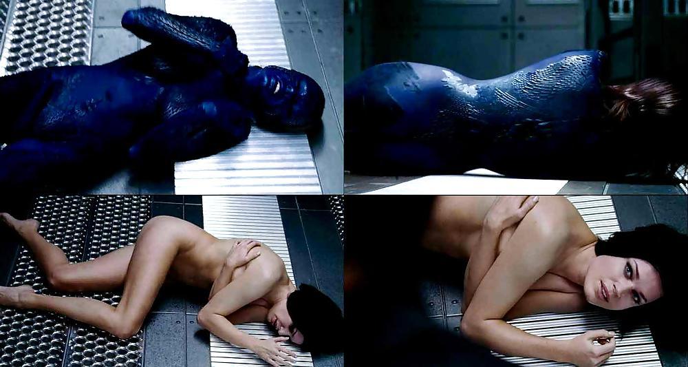 Rebecca romijn naked scene, naked buthole