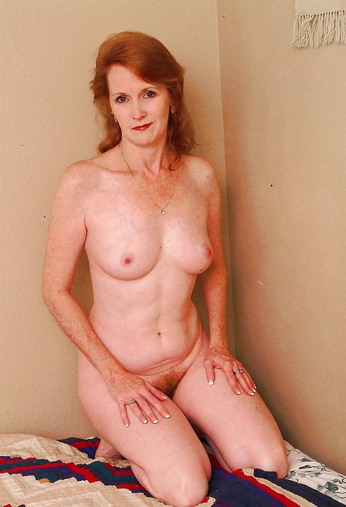 Naked redheads mature
