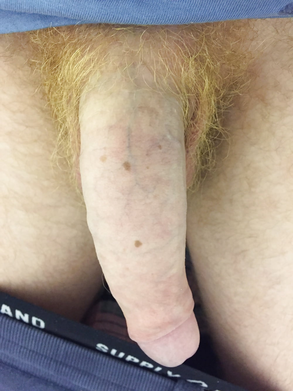Ginger Pubes Gay Porn Magazine