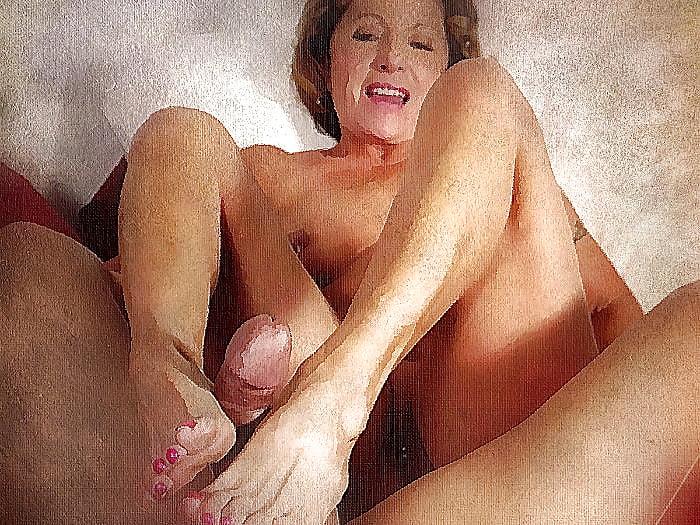 Mature foot sex, negro boy nude