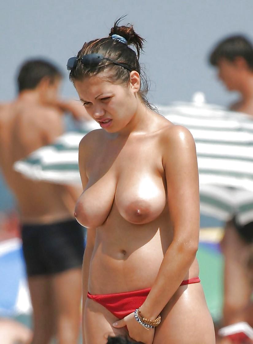 Best tits nude beach-4973