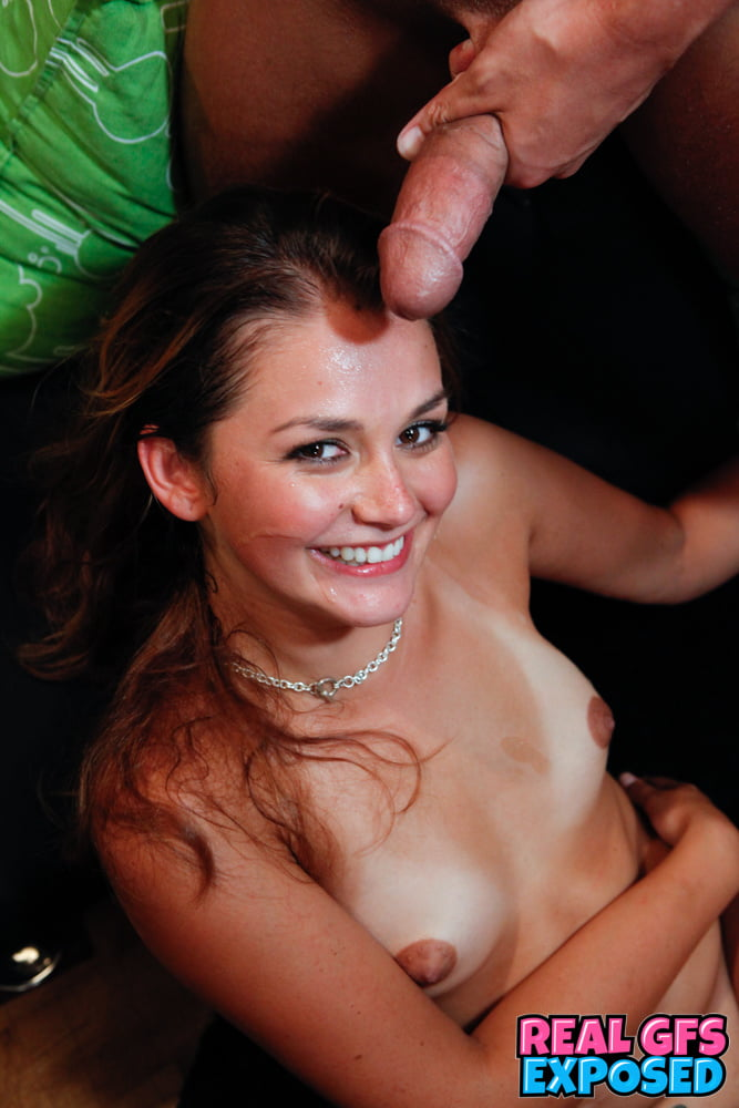 Watching His Girlfriend Fucking Another Dude - 23 Pics
