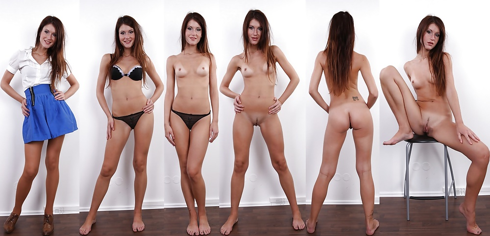 Nudists young girls of all ages