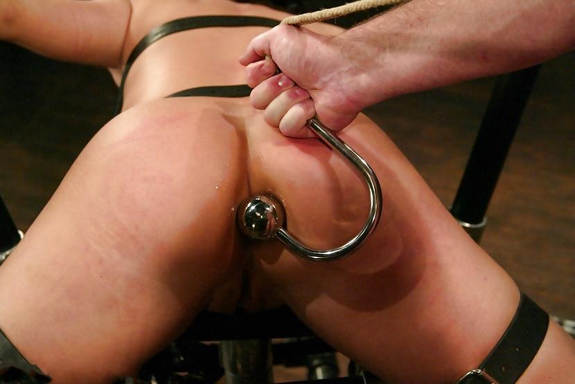 Крюк в анус порно — 9