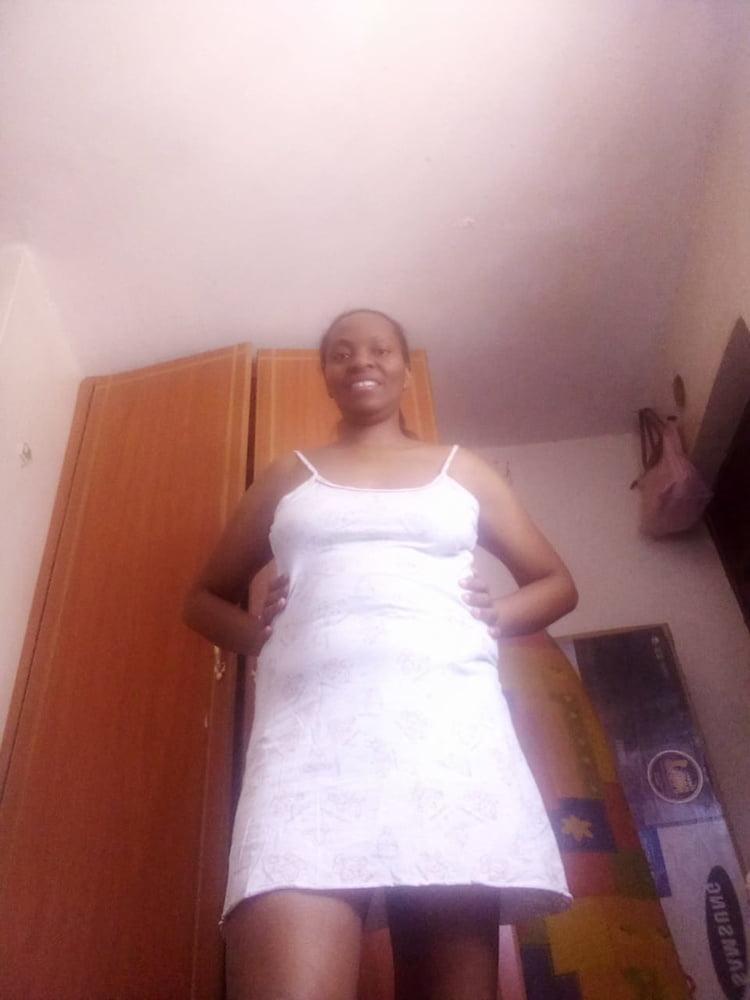 White dress or white nighty- 9 Pics