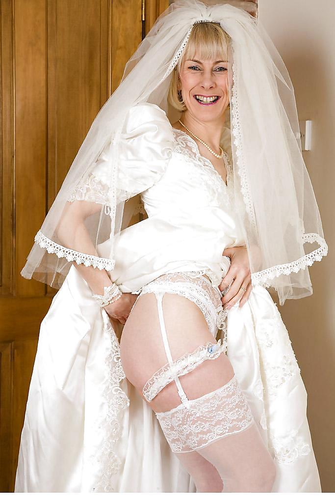секс фото невесты зрелые задрожала сегодня