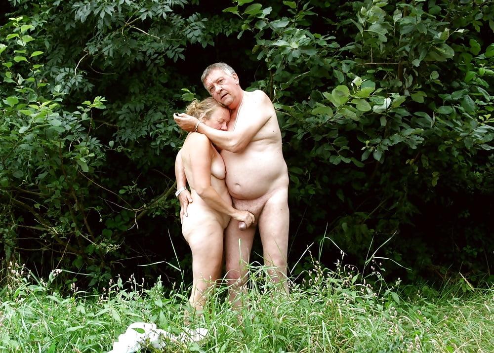 Nude extreme elders