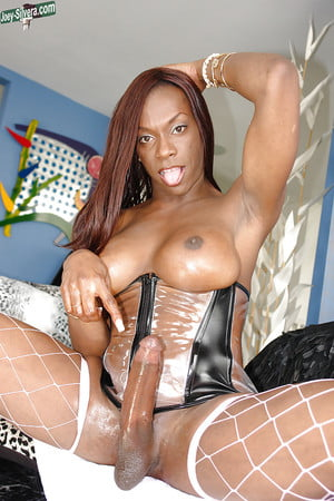 Transsexual climax