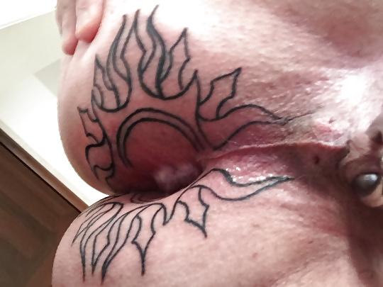 Anus Tattoo