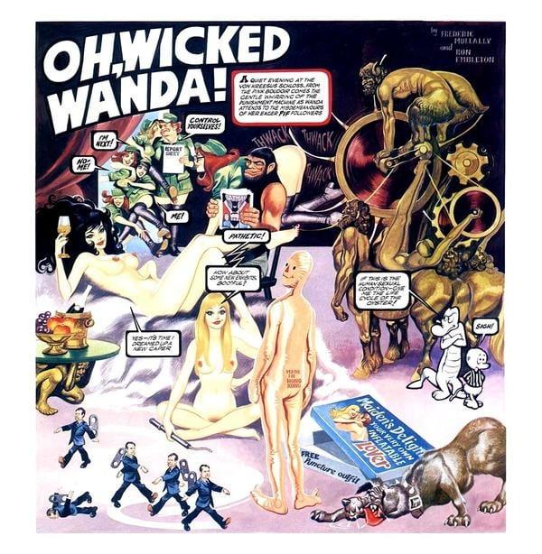 wicked wanda porno