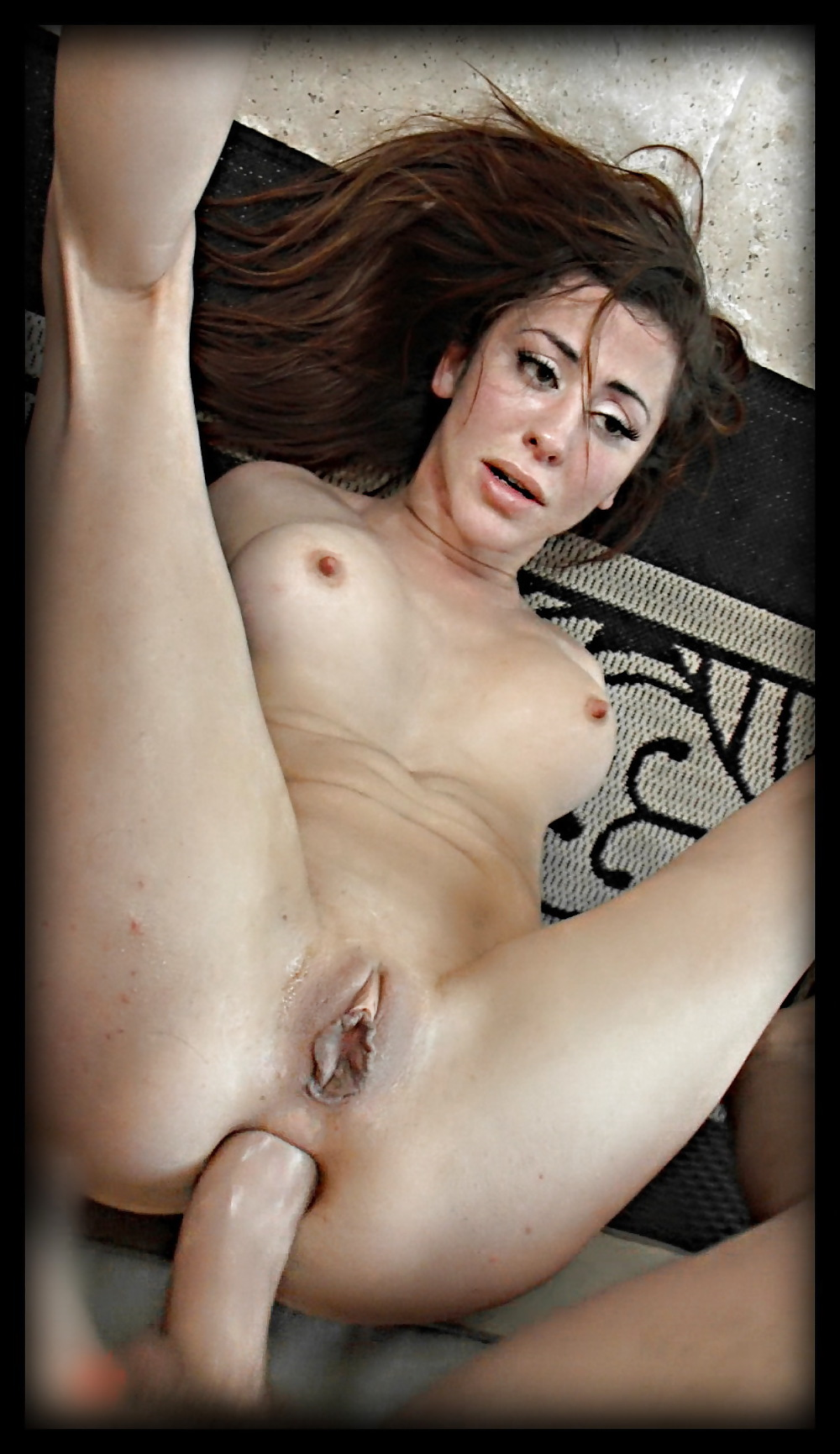 Princess donna submits to double anal and even triple penetration