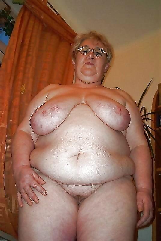 толстые голые женщины пожилые