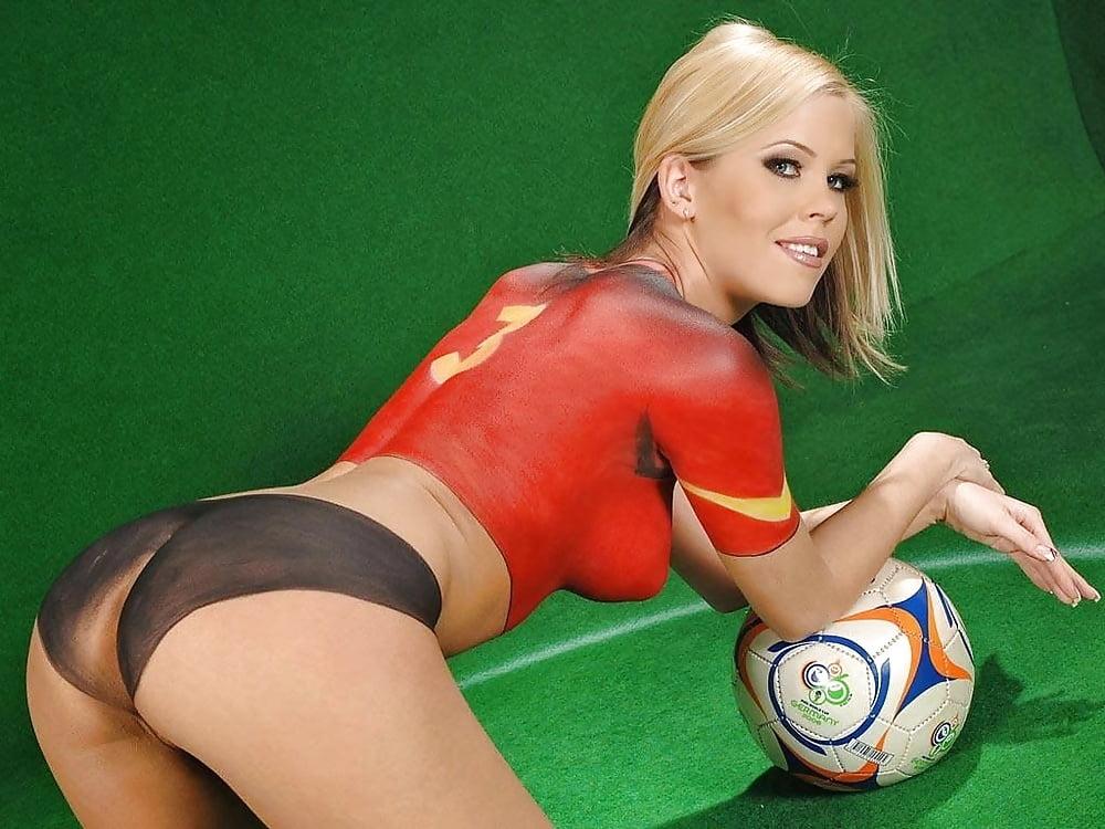 Soccer Girls Boobs Nude