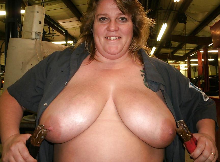 Porn Clip Big tits in clothes