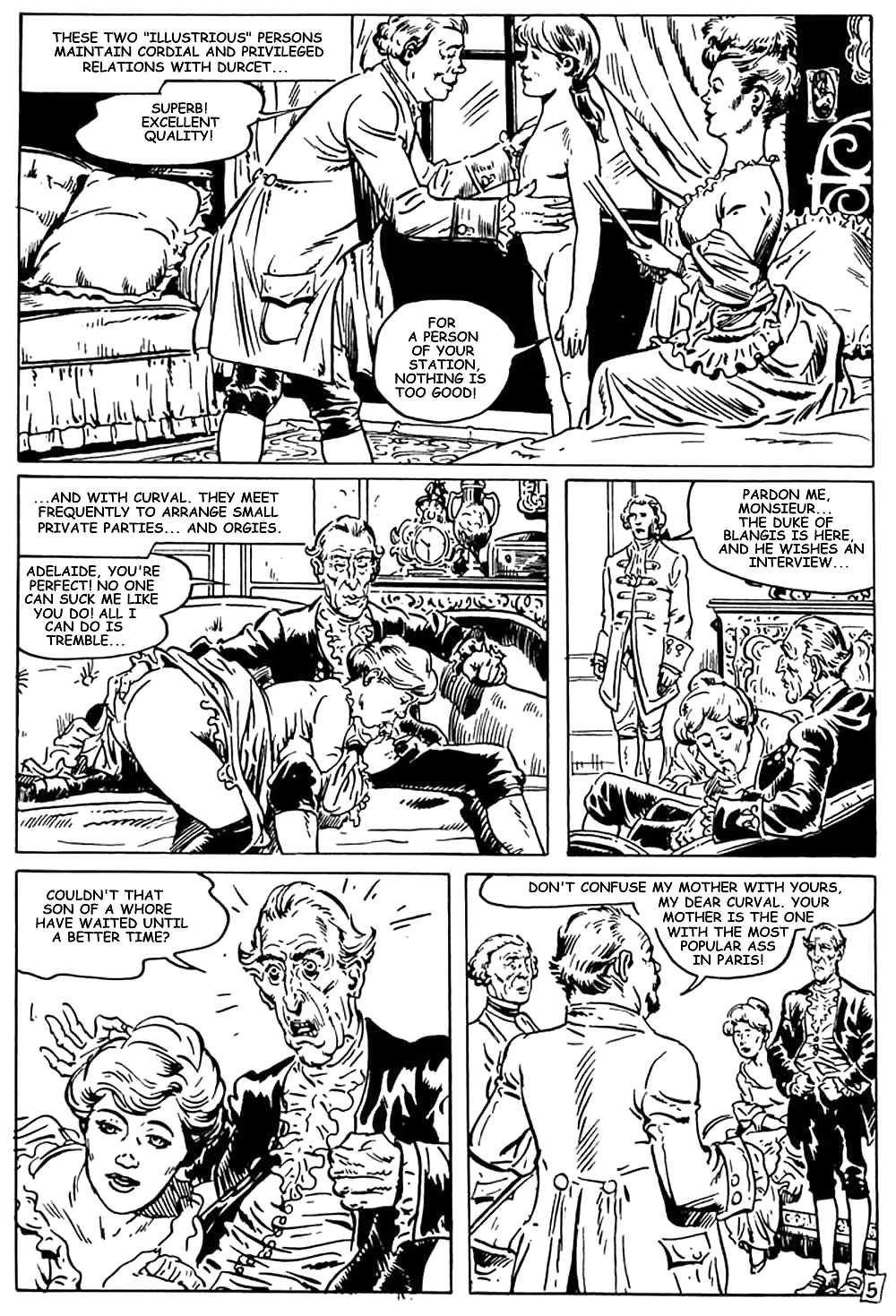 Black n white comics xxx-6468