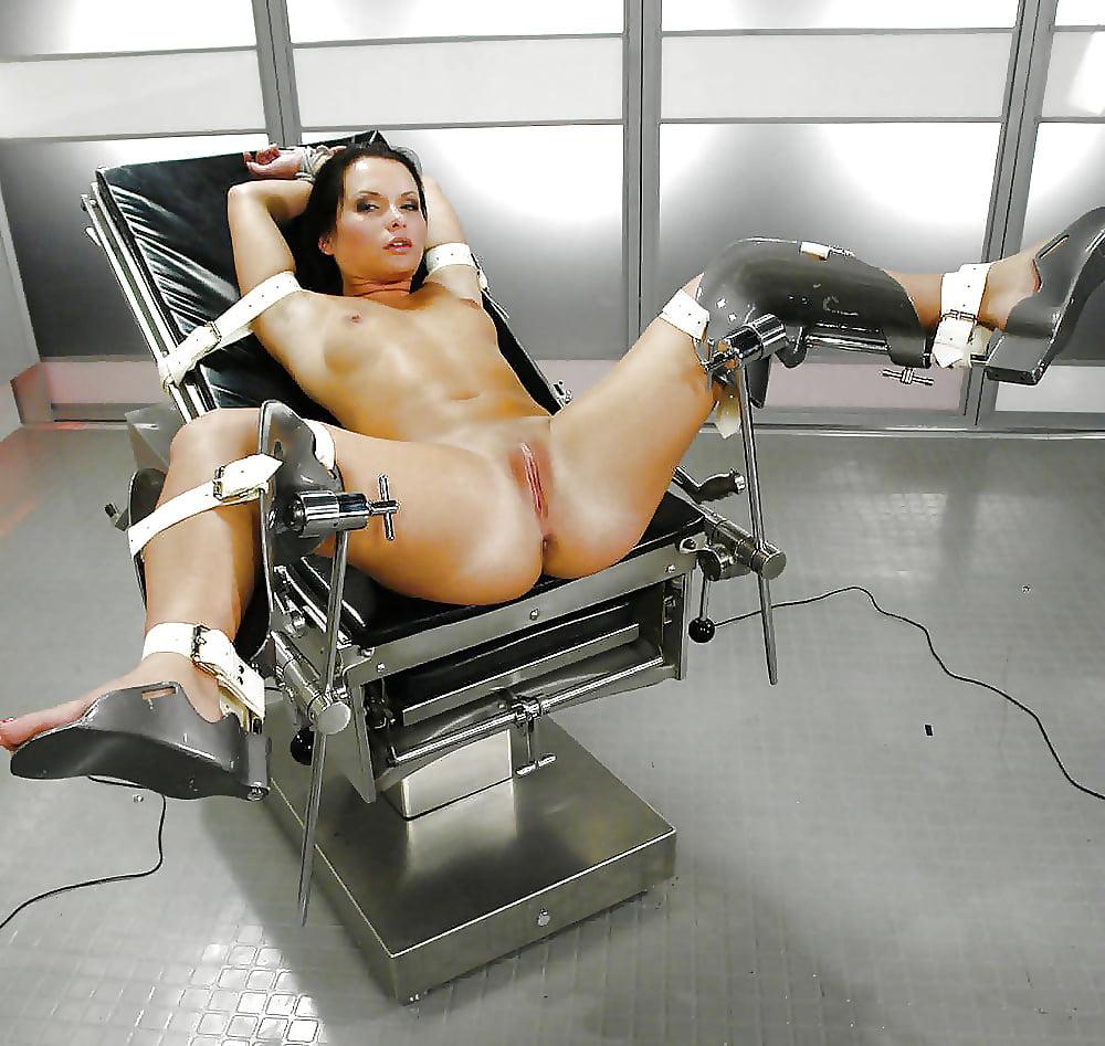 секс машина у гинеколога бани