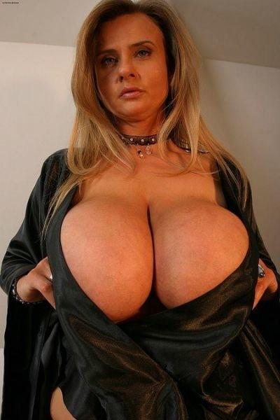 The biggest black tits-5849