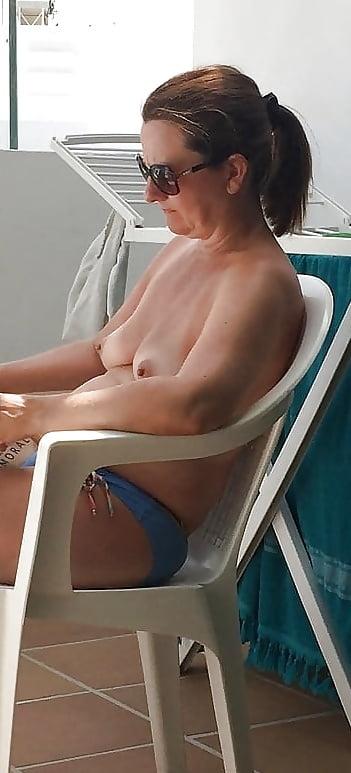 Milf beach amateur-7128
