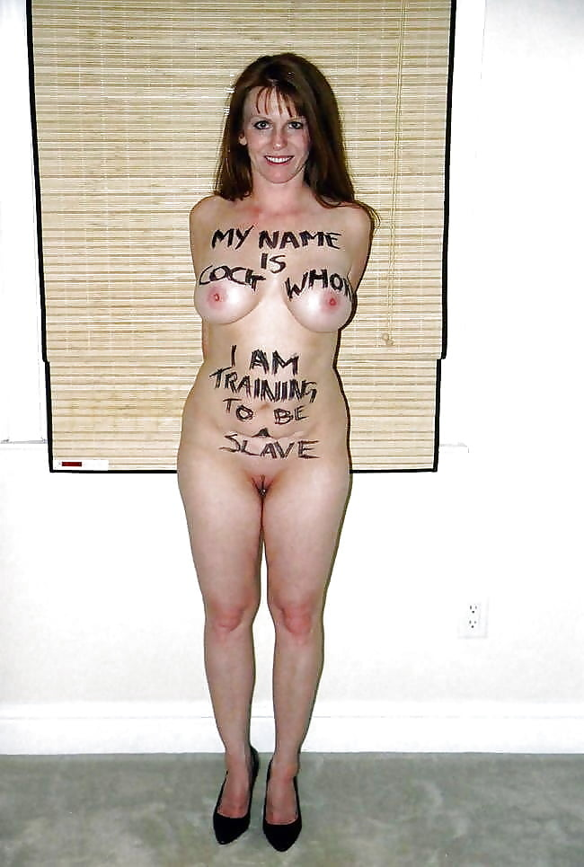 Naked Wife Group Humiliation