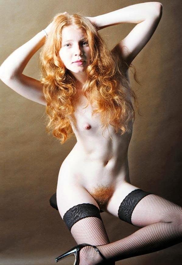 real-redhead-hairy