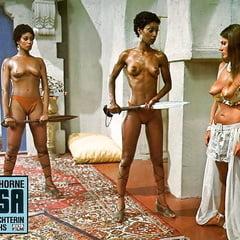 Women masturbating with vegetables