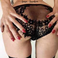 Sexy Lingerie Makes You Hard!