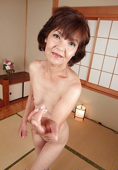 Japanese Milf Nude