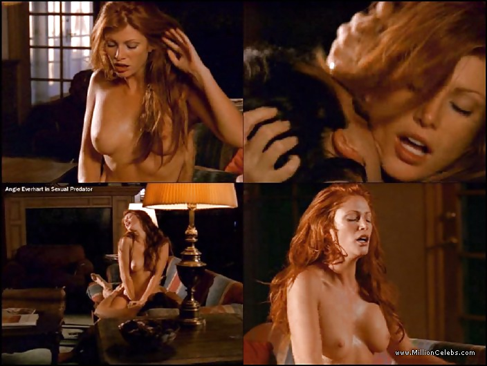 Blonde lesbian angie everhart sex video porn