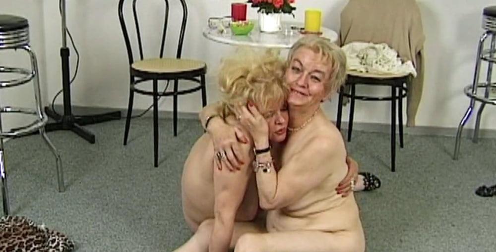 Two old men having sex