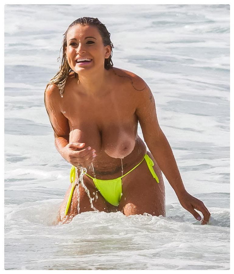 Nue De Andressa Urach Topless Oops Imperiode Fakehub 1