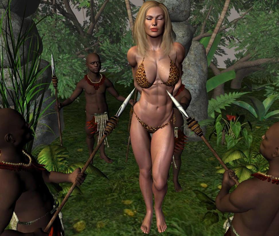 Nude Amazonian Women Pics