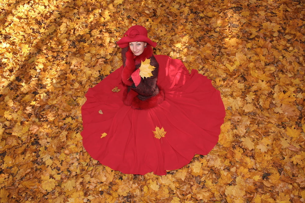 Orange Autumn - 29 Pics