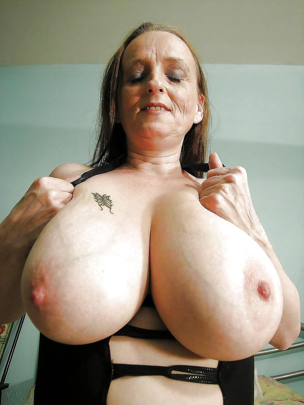 Cum On Mature Tits Pics