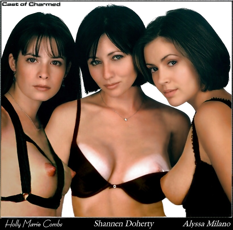 Charmed Nude Scenes