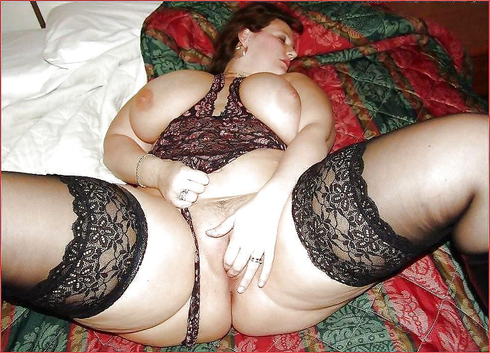Порно фото толстая в чулках показала, порно ролики русских с большими сиськами